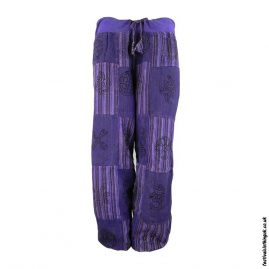 Purple-Over-Dyed-Patchwork-Festival-Trousers