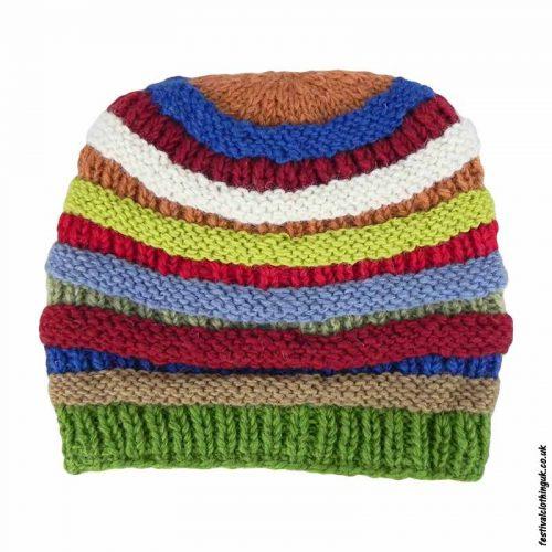 Striped-Fleece-Lined-Wool-Festival-Beanie-Hat
