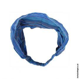 Turquoise-Elasticated-Striped-Festival-Head-Band