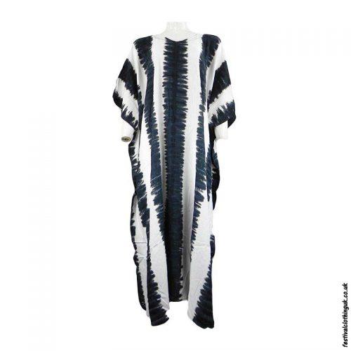 Long-Rayon-Kaftan-Dress-Black-Tie-Dye
