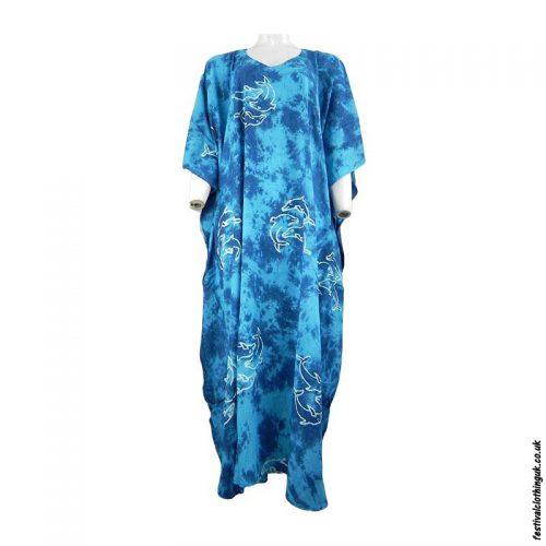 Long-Rayon-Kaftan-Dress-Blue-Dolphin