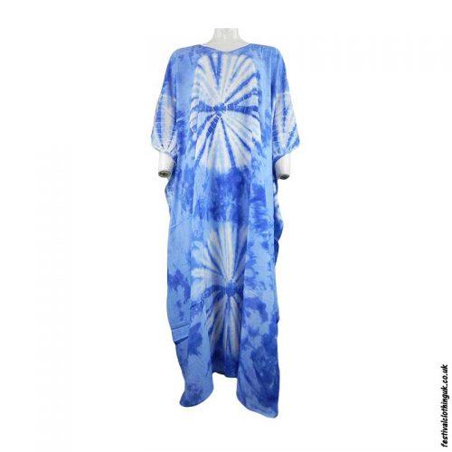 Long-Rayon-Kaftan-Dress-Blue-Tie-Dye