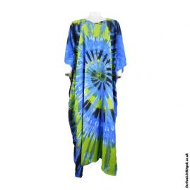 Long-Rayon-Kaftan-Dress-Multicoloured-Tie-Dye