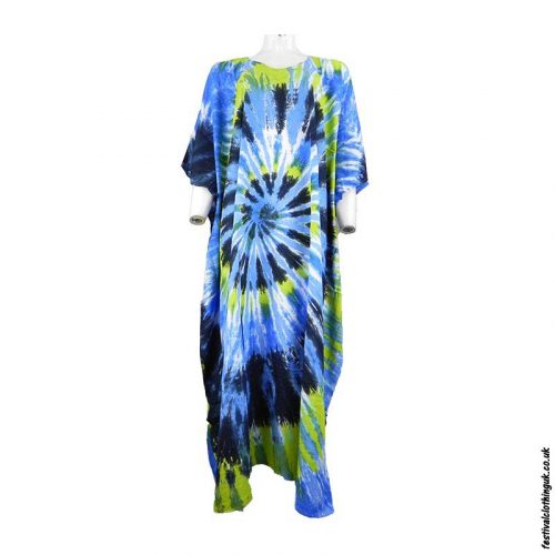 Long-Rayon-Kaftan-Dress-Multicoloured-Tie-Dye-a