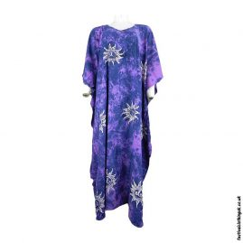 Long-Rayon-Kaftan-Dress-Purple-Sun
