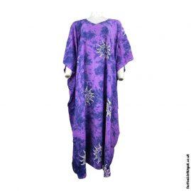 Long-Rayon-Kaftan-Dress-Purple-Sun