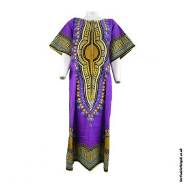 long-cotton-festival-kaftan-dress-unisex-purple