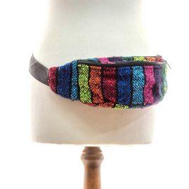 Multicoloured-Stripe-Jerga-Festival-Bum-BagMulticoloured-Stripe-Jerga-Festival-Bum-Bag