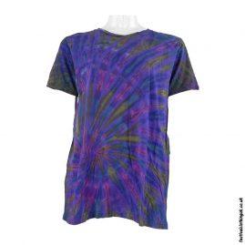 Tie-Dye-Short-Sleeve-Festival-T-Shirt-MulticolouredTie-Dye-Short-Sleeve-Festival-T-Shirt-Multicoloured