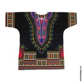 Short-Sleeve-Dashiki-Festival-Top-Black