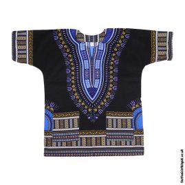 Short-Sleeve-Dashiki-Festival-Top-Black-Blue