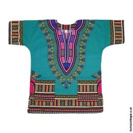 Short-Sleeve-Dashiki-Festival-Top-Green