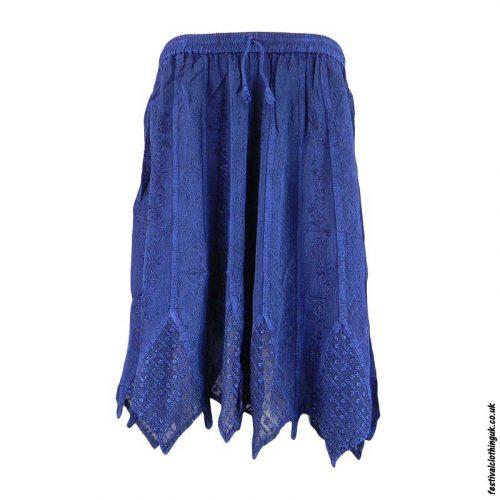 Blue-Pixie-Hem-Festival-Skirt