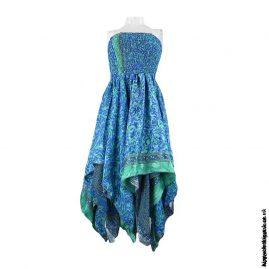 Green-Pixie-Hem-Recycled-Sari-Dress