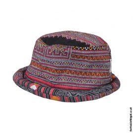 Multicoloured-Rimmed-Festival-Hat