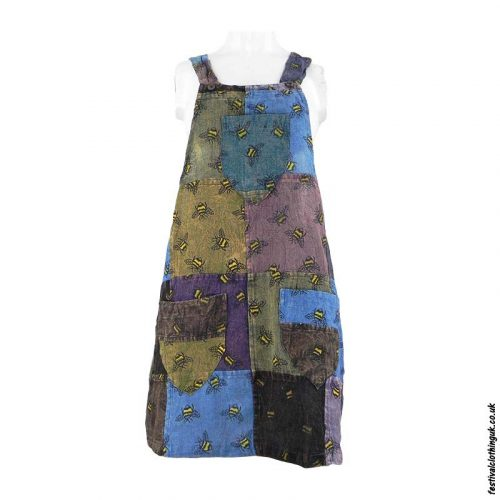 Patchwork-Festival-Bee-Dungaree-Dress