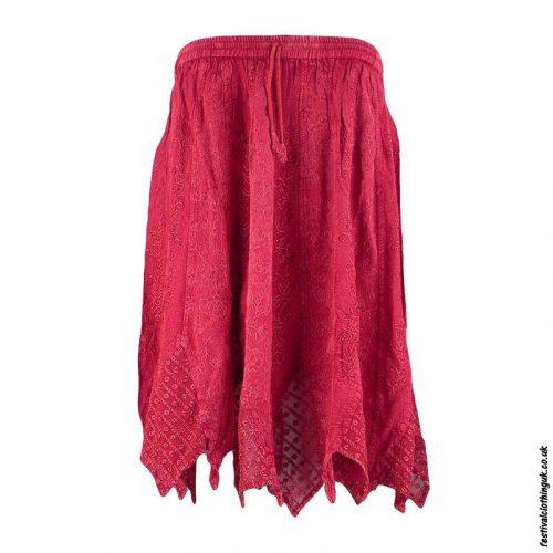 Red-Pixie-Hem-Festival-Skirt