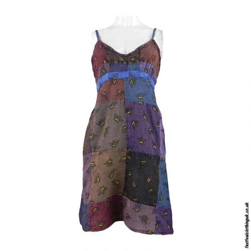 Strappy-Patchwork-Festival-Bee-Dress